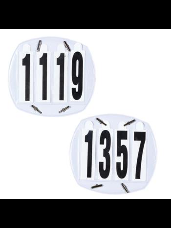Equi-Essentials Show Number Sets- 4 Digit