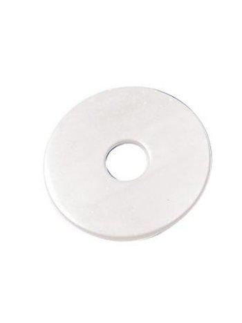 EQUIESSENT EcoPure Rubber Bit Guards White
