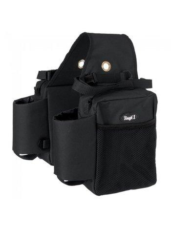 Tough 1 Tough-1 Nylon Water Bottle / Gear Carrier Saddle Bag