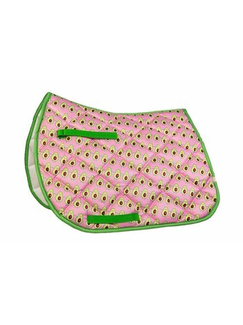 Lettia Lettia Printed All Purpose Saddle Pad
