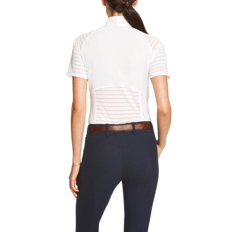 Ariat Ariat Ladies Aptos Vent SS  Show Shirt
