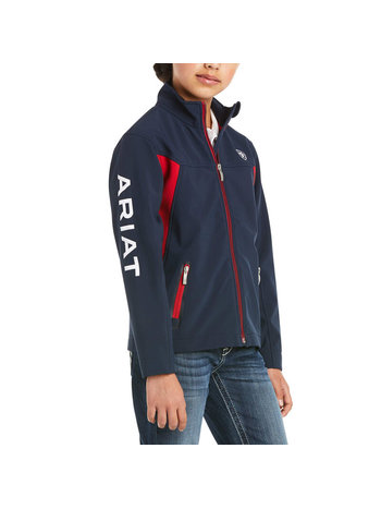 Ariat Ariat Youth New Team Softshell Jacket