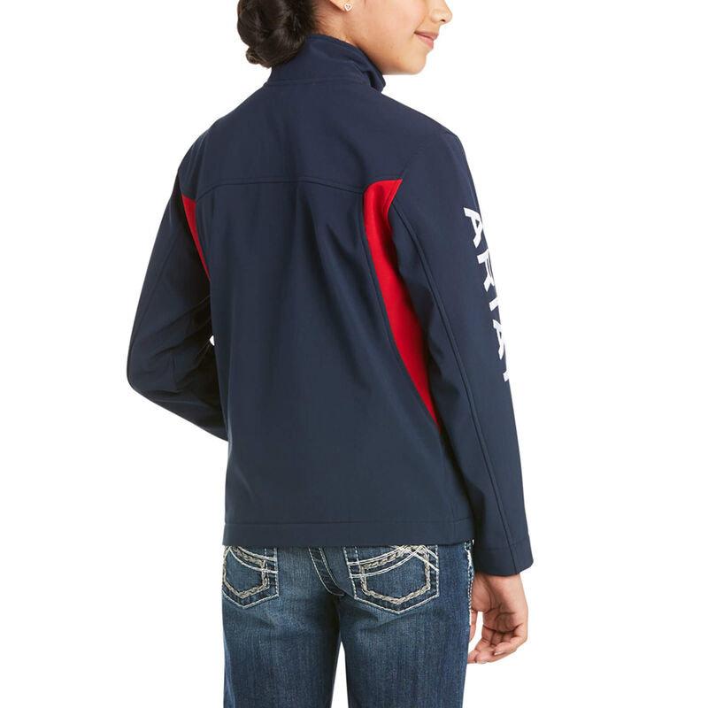 Ariat Ariat Youth New Team Softshell Jacket