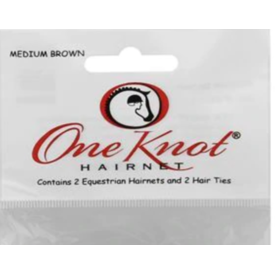 One Knot One Knot Hair Net 2 pack