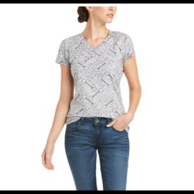 Ariat Ariat Ladies Snaffle T Shirt