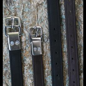 Black Oak Black Oak Riveted Calf Lined Stirrup Leathers