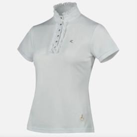 Horze Horze Ladies Christel Ruffle Show Shirt