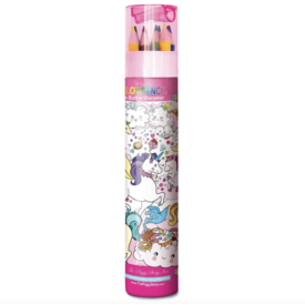 The Piggy Story The Piggy Story Color Pencil Tube