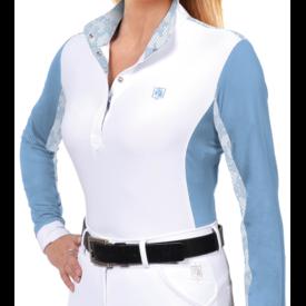 ROMFH Romfh Ladies Lace Signature LS Shirt