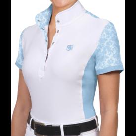 ROMFH Romfh Ladies Lace Signature SS Shirt