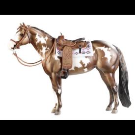 Breyer Breyer Cimarron Western Pleasure Saddle
