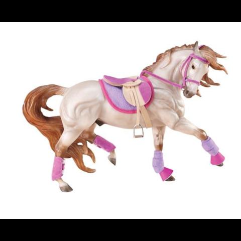 Breyer English Riding Set - Hot Colors