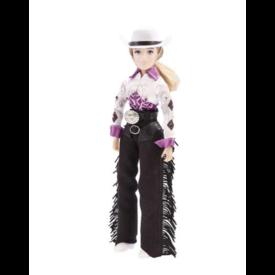 "Breyer Breyer Taylor Cowgirl - 8"" Figure"
