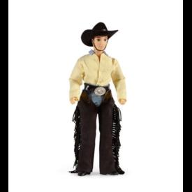 """Breyer Breyer Austin Cowboy - 8"""" Figure"""