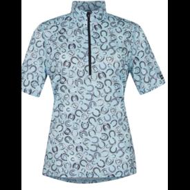 Kerrits Kerrits Ladies 2021 Lucky Ride Icefil Short Sleeve Shirt