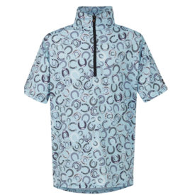 Kerrits Kerrits Kids 2021 Lucky Ride Icefil Short Sleeve Shirt