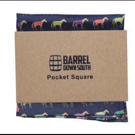 Barrel Down South Barrel Down South Pocket Square