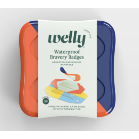 Welly Welly Assorted Waterproof Bandages