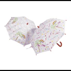 Floss & Rocks Color Changing Umbrella