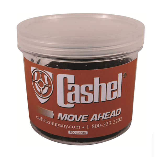 Cashel Cashel Rubber Braiding Bands 800pc Tub