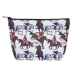 AWST Lila Large Cosmetic Pouch