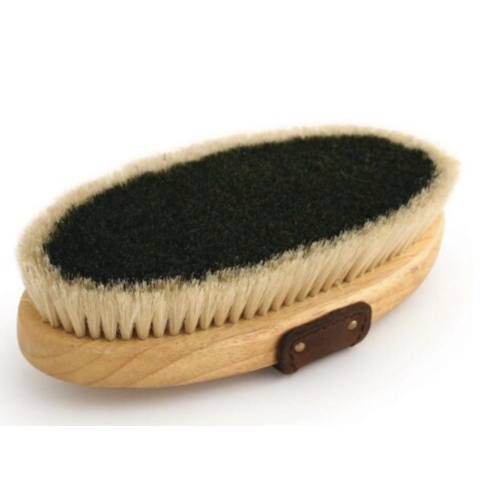 Legends Rugby Horsehair/Boar Hair Brush