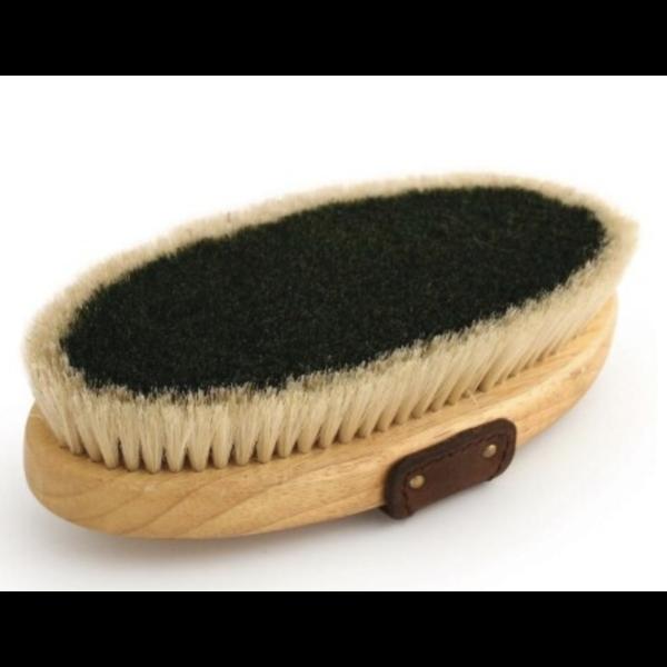 DESERT EQUESTRIAN INC Legends Rugby Horsehair/Boar Hair Brush
