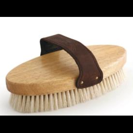 DESERT EQUESTRIAN INC Legends Honey Boar Bristle Brush