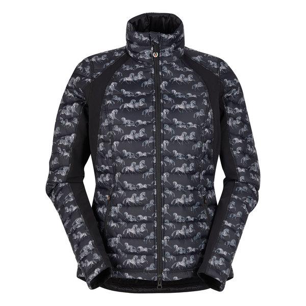 Kerrits Kerrits Ladies Riders Delite Print Quilted Jacket