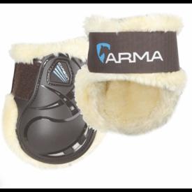 Shires ARMA Carbon SupaFleece Fetlock Boots