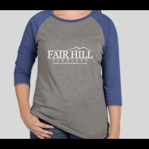 Fair Hill Saddlery Fair Hill Saddlery Ladies Raglan T-Shirt