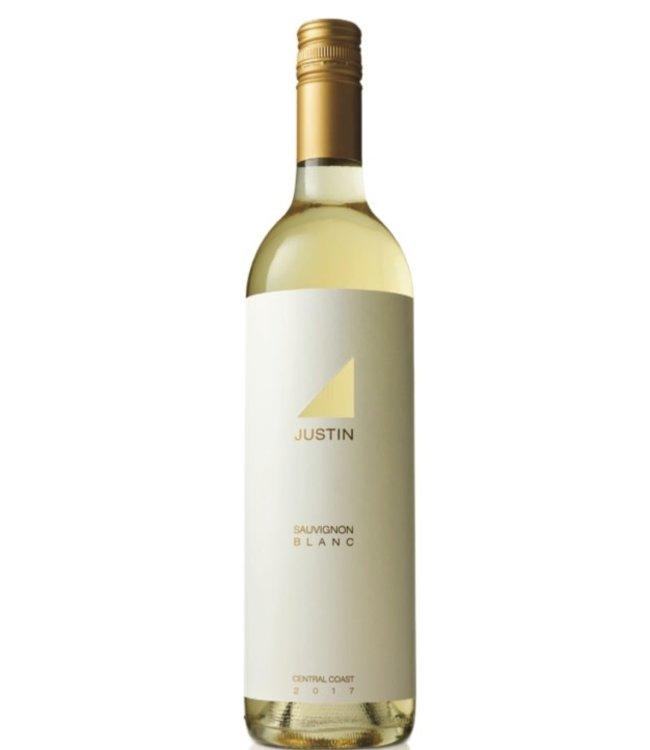 WWS Sauvignon Blanc, Justin Vineyards, Central Coast, CA, 2017