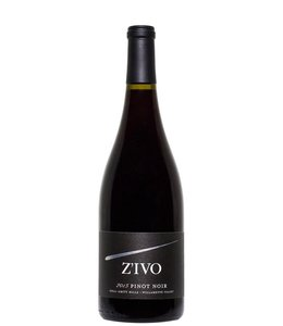 "Pinot Noir Pinot Noir ""Zivo"", Willamette Valley, OR, 2016"