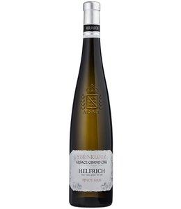 Pinot Grigio/Pinot Gris Pinot Gris, Helfrich, Alsace, FR, 2016