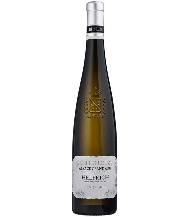 Pinot Grigio/Pinot Gris Pinot Gris, Helfrich Family Wines, Alsace, FR, 2016