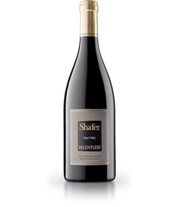 "Syrah/Petite Sirah Syrah Blend ""Relentless"", Shafer, Napa Valley, CA, 2017"