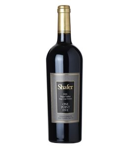 "Cabernet Sauvignon Cabernet Sauvignon ""One Point Five"", Shafer, Stag's Leap District, CA, 2017"