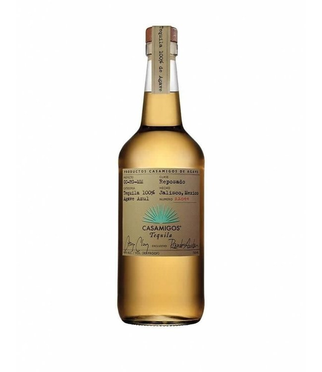 """Tequila Tequila, Casamigos """"Repasado"""", 750ml"""