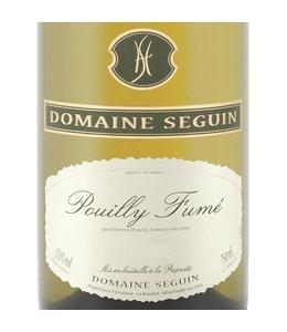 Sauvignon Blanc Pouilly Fume, Domaine Seguin, FR, 2015