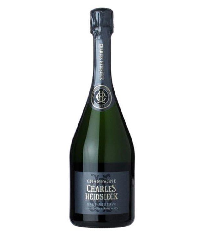 """Champagne Blend Champagne """"Brut Reserve"""", Charles Heidsiek, Reims NV"""