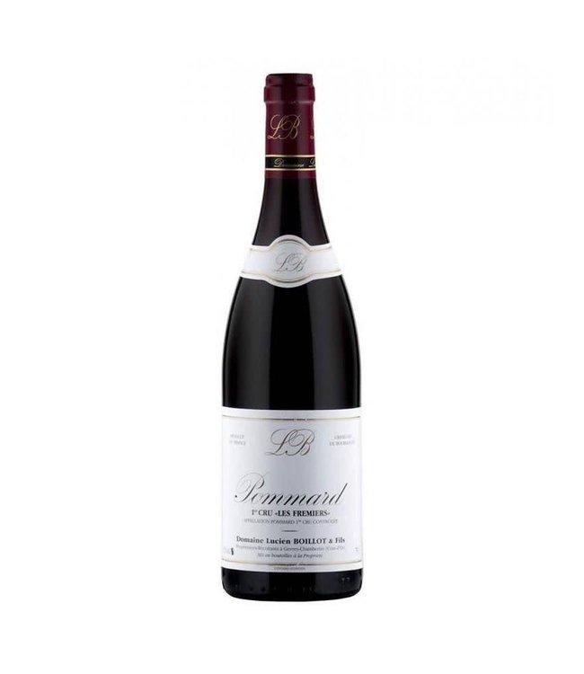 "Burgundy Pommard ""1er Cru Les Fremiers"", Domaine Lucien Boillot & Fils, FR, 2015"