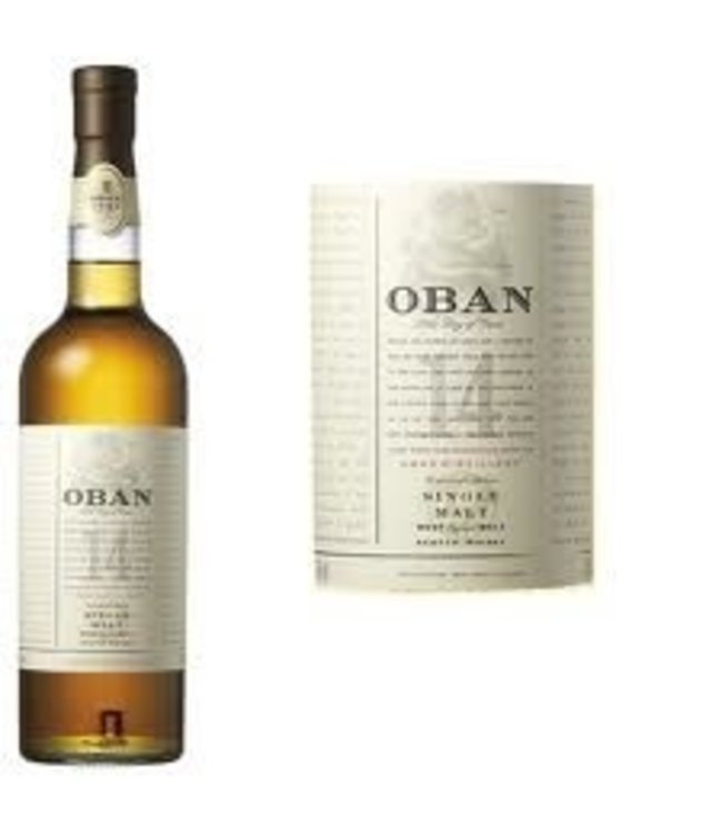 Scotch Scotch, Oban, 14 Yr, 750ml