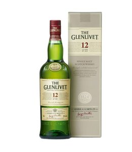 Scotch Scotch, Glenlivet 12 Year, 1 Liter