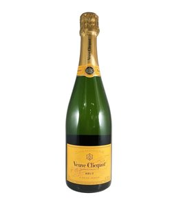 "WWS Champagne ""Yellow Label"", Veuve Clicquot, FR, NV"
