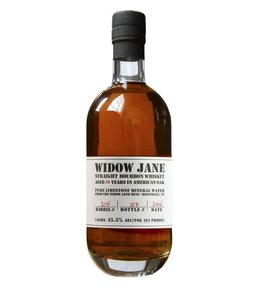 Bourbon Bourbon, Widow Jane, 10 Yr, 750ml