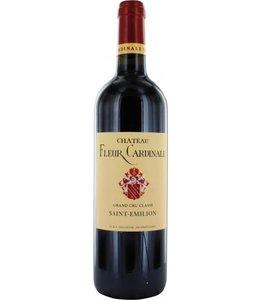 """Bordeaux Blend / Meritage Chateau Fleur Cardinale """"Grand Cru Classe"""", St. Emilion, FR, 2012"""