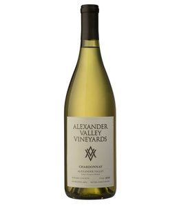 Chardonnay Chardonnay, Alexander Valley Vineyards, Alexander Valley, CA, 2018