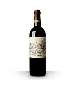 Bordeaux Blend / Meritage Chateau Durfort Vivens, Margaux, FR, 2012
