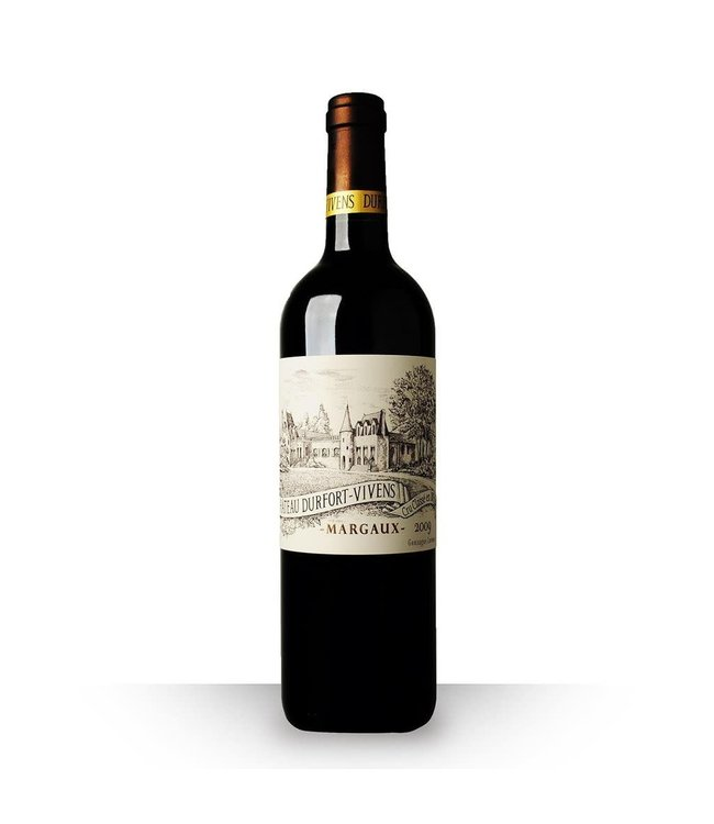 Bordeaux Blend / Meritage Chateau Durfort Vivens, Margaux, FR, 2012
