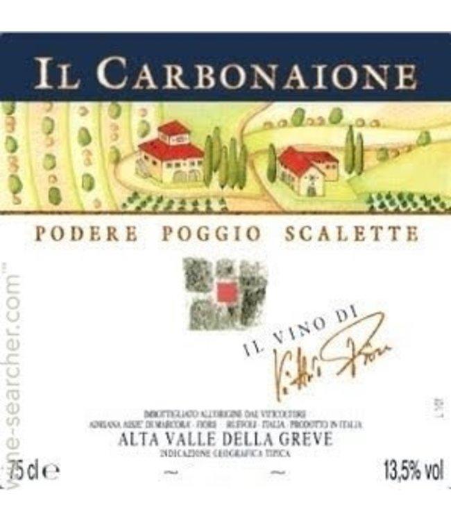 """Sangiovese Sangiovese """"Il Carbonaione"""", Poggio Scalette, Tuscany, IT, 2013"""